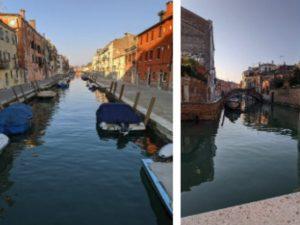 """Venezia nei giorni del Coronavirus: """"La quarantena l'ha resa una bellezza mozzafiato"""""""