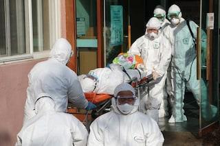 Aumentano i ricoveri dei positivi al coronavirus, soprattutto nel sud Italia