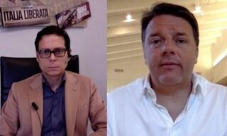 """Matteo Renzi a Fanpage: """"Stato anticipi liquidità a chi ha perso reddito, poi lo restituirà a rate"""""""