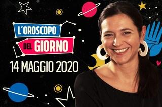 L'oroscopo di oggi 14 maggio: Toro e Capricorno si aprono all'ottimismo