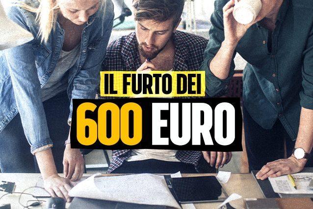 Bonus 600 euro, la vera truffa: così i grandi studi di avvocati lo rubano ai giovani colleghi