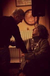 Barbara e il marito Giampaolo