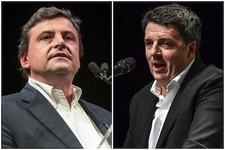Sondaggi elettorali, Calenda sorpassa Renzi: Azione è davanti a Italia Viva