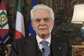 """Strage di Capaci, il messaggio di Mattarella ai giovani: """"Ricordate sempre Falcone e Borsellino"""""""