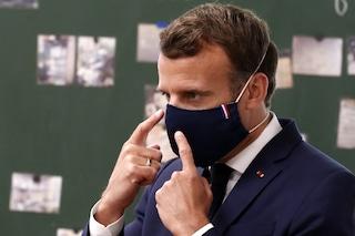 """La Francia è di nuovo in lockdown, l'annuncio di Macron: """"Seconda ondata più mortale della prima"""""""