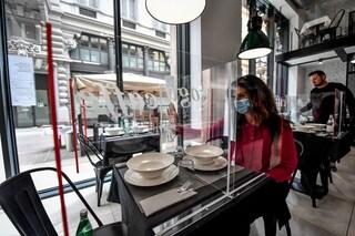 Le norme di sicurezza per la riapertura di bar e ristoranti: distanze tra i tavoli e menù online