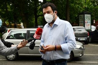 """Lega in calo nei sondaggi, Salvini: """"Ci manca il contatto con la gente per strada e nelle fabbriche"""""""