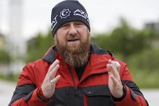 Il leader ceceno che consigliava l'aglio per curare il Covid-19 ricoverato per sospetto contagio