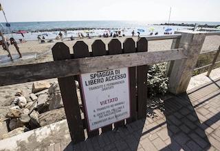 Vacanze estive, anche nelle spiagge libere ci saranno spazi perimetrati e prenotazioni per parcheggi
