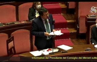 """Salvini: """"Governo usa virus per la più grande sanatoria di immigrati clandestini degli ultimi anni"""""""