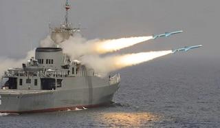 Nave da guerra iraniana sbaglia bersaglio e colpisce nave amica: 19 marinai morti e 15 feriti