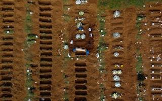 """L'America Latina è il nuovo epicentro della pandemia: """"Entro agosto decessi quintuplicati"""""""