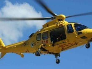 Alessandria precipita burrone auto chiama soccorritori quando trovano è morto