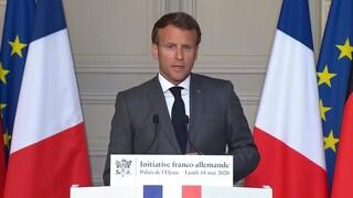 Intesa Francia-Germania: sì al debito comune in Europa per far fronte all'emergenza Coronavirus