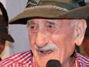 Morto Gianni Pettinà, l'alpino più anziano d'Italia: ad agosto avrebbe compiuto 107 anni