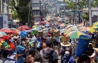 Il Coronavirus sbarca ad Haiti coi migranti di ritorno e ora fa paura
