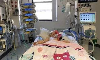 Dopo il covid la malattia di Kawasaki: bimba di 5 anni lotta tra la vita e la morte
