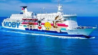 Migranti, salgono a 30 le persone positive al coronavirus sulla nave-quarantena Moby Zazà