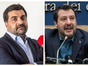 """Attacchi Salvini nelle chat magistrati Palamara scusa leader Lega Sono rammaricato"""""""