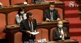 """Salvini sulla scuola: """"Non avete capito niente, i bambini devono stare in classe"""""""