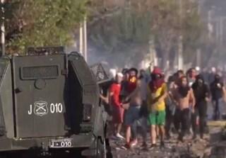 Il Coronavirus ora travolge il Cile: scontri per carenza di cibo e mezzo governo in quarantena