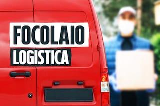 """Contagi a macchia d'olio nel settore della logistica: """"Centinaia di casi tra Bartolini, Tnt e Sda"""""""