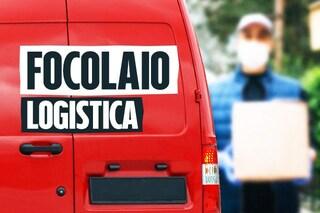 """Focolaio logistica, i casi positivi in Bartolini sono 113: """"Contagi anche in Sda: 40 in quarantena"""""""
