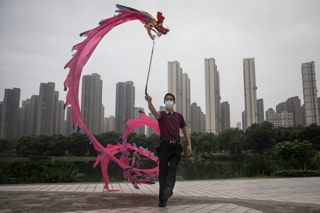 Wuhan dopo il lockdown
