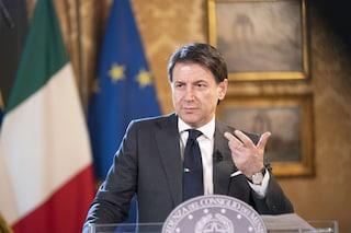 """Fase 2, Conte: """"Da oggi un nuovo inizio con un piano di rinascita per l'Italia"""""""