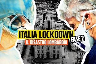 Fase 2, tutti gli errori di Regione Lombardia nella gestione dell'emergenza coronavirus