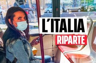 Cambio colori Regioni, quasi tutta Italia in zona gialla: cosa si può fare da domani 26 aprile
