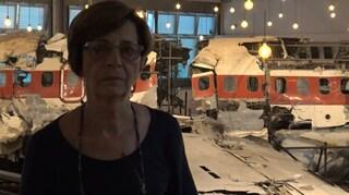 """Strage di Ustica, Daria Bonfietti (Ass. Parenti delle vittime): """"Dopo 40 anni mancano solo i nomi"""""""