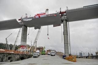 """Parenti vittime Morandi: """"Non saremo a inaugurazione del nuovo ponte, ci strazia il cuore"""""""