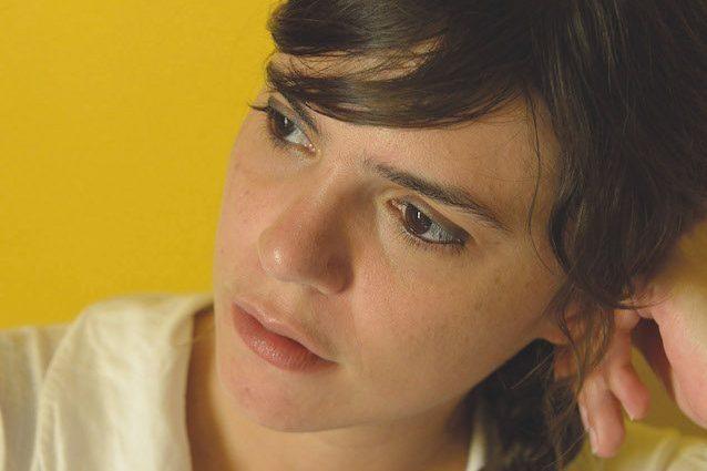 Valeria Luiselli (ph Max Intrisano)