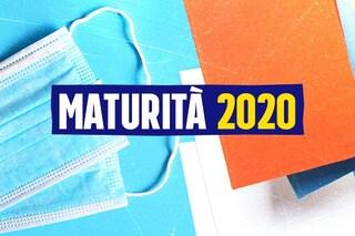 Maturità 2020 al via domani tra mascherine obbligatorie, gel igienizzanti e protocollo di sicurezza