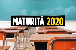 Maturità 2020 al via, come funziona l'Esame di Stato al tempo dell'emergenza Coronavirus