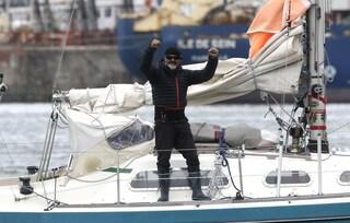 Portogallo: durante i tre mesi di lockdown torna dal padre in Argentina in barca a vela
