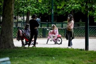 Nuovo dpcm e norme covid, i ragazzi fino a 14 anni al parco solo accompagnati