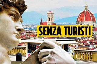 Firenze: la fabbrica del turismo è in ginocchio