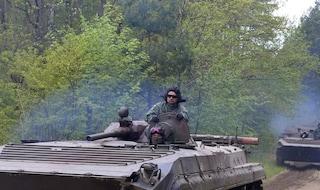 La Polonia invade la Repubblica Ceca, soldati armati e mezzi varcano confine per sbaglio
