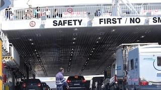 Riapre lo Stretto di Messina: nessun controllo sanitario a chi entra o esce dalla Sicilia