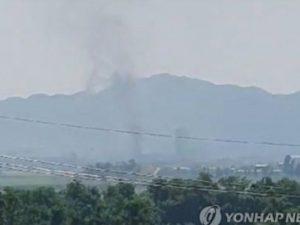 Tensione alle stelle Coree Pyongyang esplodere sede diplomatica confine Seul