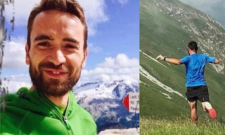 """Scivola e precipita nel vuoto durante la corsa in montagna, l'addio a Fabrizio: """"Spirito libero"""""""
