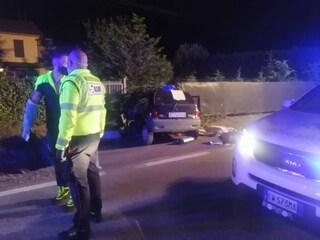Piacenza, schianto nella notte: uomo di 60 anni muore nell'impatto