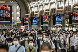 Paura a Tokyo: nuovo picco di contagi ed è di nuovo allerta Coronavirus