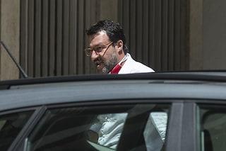 """Salvini: """"Maggioranza litiga su taglio delle tasse, ma la Lega è pronta a votarlo in un minuto"""""""