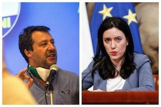 La ministra Lucia Azzolina ha querelato Matteo Salvini