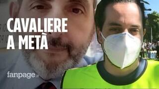 """Daniele, Cavaliere a metà: """"Felice per la nomina di Mattarella, distrutto per la morte di Marcello"""""""
