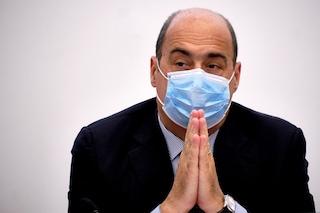 """Governo, Zingaretti ribadisce """"lealtà"""" a Conte: """"Ci vuole un patto di legislatura, no a elezioni"""""""