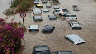Bomba d'acqua a Palermo, controllate tutte le auto nel sottopasso: non ci sono vittime